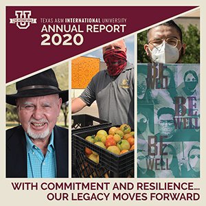 2020 President's Report Cover