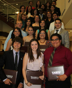 2011-12 Leadership TAMIU Cohort
